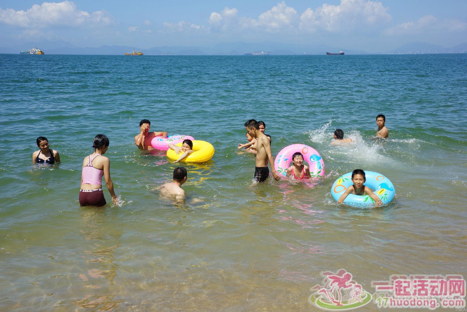 观海湾位于深圳大鹏湾南澳半岛
